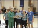 Tarptautinį salės futbolo turnyrą laimėjo Jelgavos futbolininkai