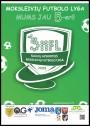 Radviliškiečiai - moksleivių futbolo lygos čempionai!